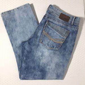 BKE Jake 40R Straight Leg Jeans
